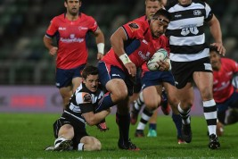 the-tasman-prop-kane-hames-is-tackled-by-the-hawkes-bay-scrum-half-brad-weber-in-round-6-of-the-2016-mitre-10-cup