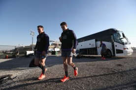 the-new-zealand-players-ryan-crotty-and-beauden-barrett-about-to-train-before-the-ireland-game-during-the-2016-november-internationals