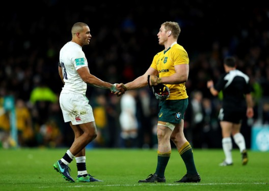 the-england-centre-jonathan-joseph-and-the-australia-back-rower-david-pocock-shake-hands-after-the-2016-november-test-at-twickenham-in-london