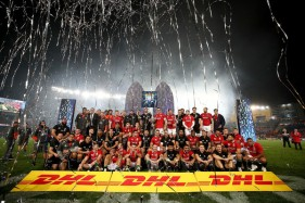 New Zealand and the British & Irish Lions drew the 2017 series (1-1) across 3 Test matches inculding two in Auckland and one in Wellington