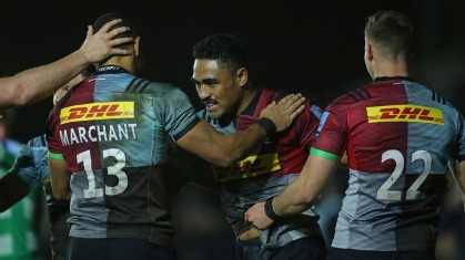 Harlequins v Newcastle Falcons - Gallagher Premiership Rugby