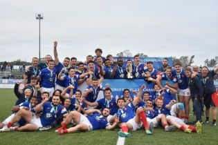 France U20s were crowned World Champions for the second consecutive year after the Australia U20s win in Rosario, in Argentina, in 2019