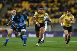 Super Rugby Quarter Final - Hurricanes v Bulls