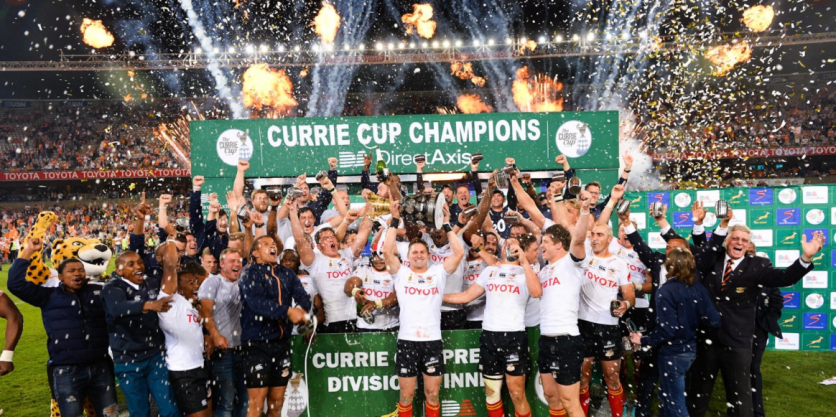 The Free State Cheetahs won the Currie Cup 2019